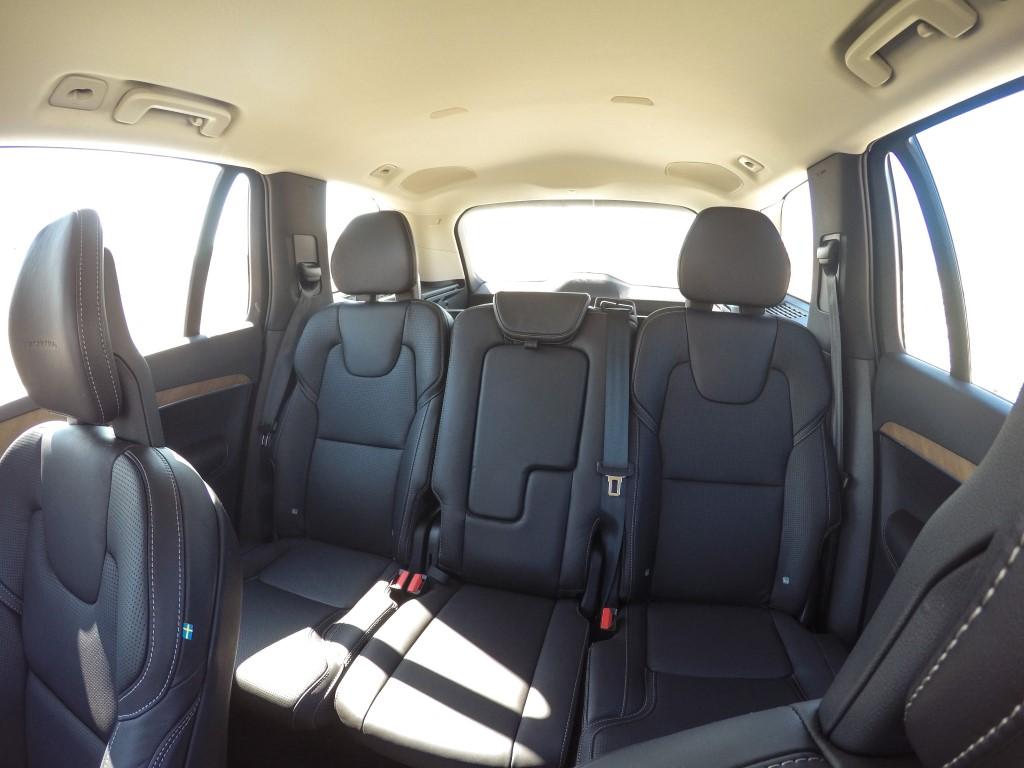 Volvo xc90 test drive autoexpert